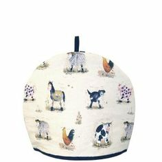 Alex Clark Tea Cosy [Kitchen & Home] by Caab Living. $10.88