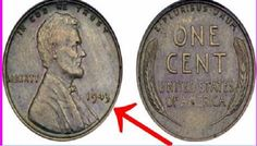 Check Your Pennies! If You Have One of These It's Worth $1,700,000.00 ... | Conrad | B-93