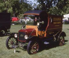 C Cab Pickup | 1917 Ford C cab truck | Flickr - Photo Sharing!