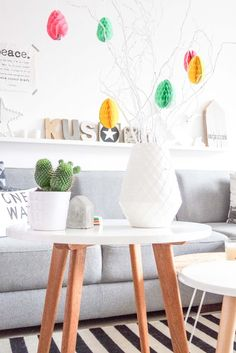 Is your home Easter proof? Check the tips & de quick & easy DIY now on Live love interior!