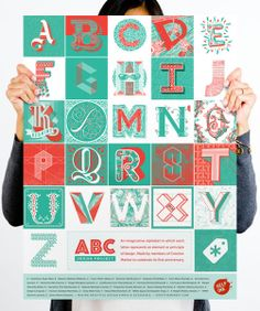 The ABC project poster on Help Ink