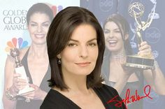 Sela Ward. From my hometown. Meridian, Mississippi. So proud of her! I just love CSI:NY!