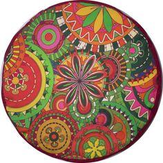 Meditační sedák plněný pohankovými slupkami barevný+ dárek Pilates, Tableware, Pop Pilates, Dinnerware, Dishes, Pilates Workout