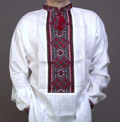 Ukrainian hand woven homespun Cossack Beltt Blue white KRAYKA for Vyshyvanka
