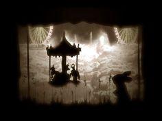 'Dark Fairytales' Light Illumination Show