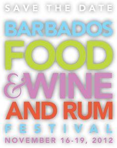 Food, Wine, Rum...beach!