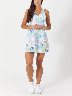 Fila Women's Tie Breaker Dress Tennis Wear, Tennis Warehouse, Lucky In Love, Stylish Outfits, Must Haves, Active Wear, Dress Up, Rompers, Tie