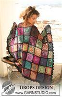 Tæppe - blanket Drops