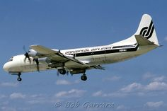 Lockheed L-188 freighter N855U Universal Airlines | Flickr - Photo Sharing!