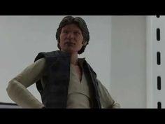 S.H.Figuarts - Han Solo (STAR WARS - A NEW HOPE)スター・ウォーズ ハン・ソロ @ Tamashi...