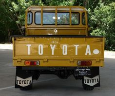 1980 HJ45 Toyota Land Cruiser Truck