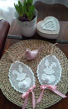 photo only crafts crochet Crochet Easter, Crochet Lovey, Easter Crochet Patterns, Crochet Bunny Pattern, Crochet Rabbit, Holiday Crochet, Knit Crochet, Filet Crochet, Thread Crochet