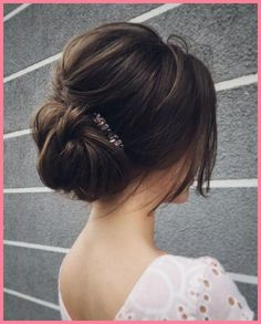 Wedding Hairstyles - Tips for Choosing A Wedding Hairstyle -- Visit the image link for more details. #WeddingHair