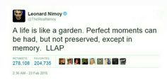 R.I.P. Mr. Leonard Nimoy. He was a great actor , artist and human.
