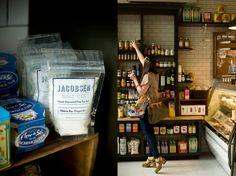 Kaper Design; Restaurant & Hospitality Design Inspiration: The Woodsman Market