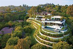 Cette villa sur les hauteurs de Beverly Hills est juste sublime
