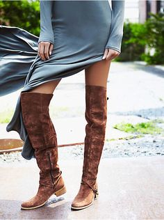 Stay in Top Style with Charles David Boots charles david boots charles david shoes - charles david brown over-the-knee boots gvfuowt Rachel Zoe, Free People Boots, Grunge, Indie, Free People Clothing, Hipster, Boho, Shoe Boots, Shoes