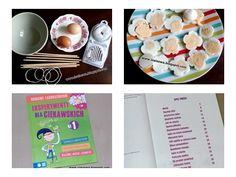 Ina i Sewa: 60 Eksperymentów dla dzieci - zestawienie Diy Crafts For Kids, Breakfast, Tableware, Science, Food, Morning Coffee, Dinnerware, Tablewares, Essen