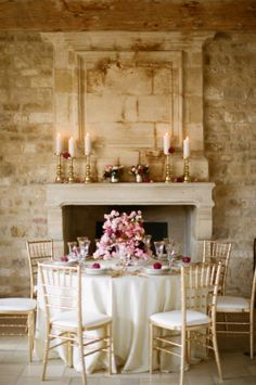 Ball Room Table Design by Chapel Designers at Sunstone Winery in Santa Barbara