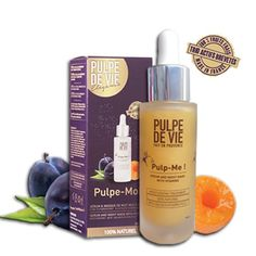 Pulpe-moi, sérum visage & masque de nuit BIO, naturel et multi-vitaminé ! Une cure d'hydratation apaisante à la pulpe d'argousier ! Nectar précieux pour le visage, concentré en vitamines et actifs hydratants, pour booster l'éclat et la régénération de la peau de notre gamme Elégance ! www.boutique-pulpedevie.fr #serum #organicCosmetic #moisturizing