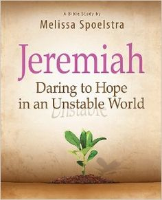 Jeremiah Online Bible Study Starts Oct. 20, 2014 | Womens Bible Cafe. Join us for a 6 week Jeremiah online Bible study  >> Learn to navigate the challenges and circumstances of your life >> Discover six guidelines for intentional living to overcome fear, worry, and doubt >> Surrender your will to God's and put your hope in Him alone >> survival skills for an unstable world