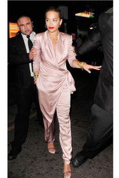 Rita Ora  Derek Blasberg's Best-Dressed List - Harper's BAZAAR