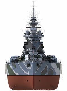 ArtStation - HMS RODNEY, Carlo Cestra Pearl Harbour Attack, Bismarck Battleship, Model Warships, Us Battleships, Heavy And Light, Boat Projects, Navy Ships, Aircraft Carrier, Royal Navy