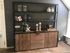kitchen ideas – New Ideas Furniture, Wood Interior Design, Interior, Wood Furniture Design, Dining Room Design, Front Room Decor, Industrial Livingroom, Bars For Home, Home Deco