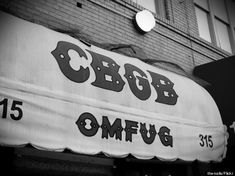 CBGB was once much more than just a T-shirt logo . The iconic music club is recognized for its key role in the 1970s and 1980s NYC punk scene and hosted everyone from Patti Smith to the Ramones. The spot closed in 2006
