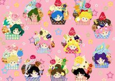 Sailors Cupcakes