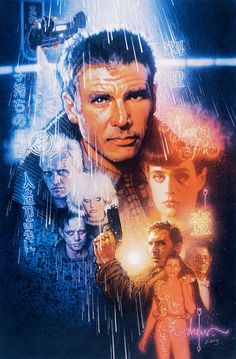 Movie posters of the Week, Drew Struzan