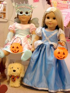 American Girl Doll Play: Tutorial : Make Your Dolls a Spooky Tree