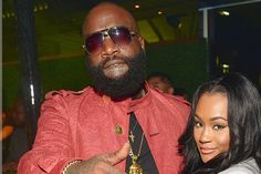 Rick Ross and Lira Mercer are engaged.