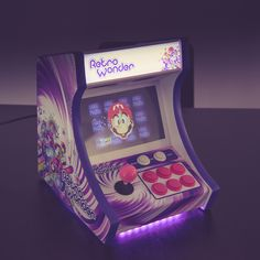 I completed my project! I posted a pic and a link to my project thread Retro Video Games, Retro Games, Mini Arcade Machine, Arcade Bartop, Minis, Video Game Decor, Retro Arcade, Game R, Electronics Projects