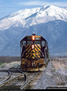 RailPictures.Net Photo: DRGW 3101 Denver & Rio Grande Western Railroad EMD GP40-2 at Genola, Utah by James Belmont