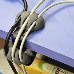 Cable Clips, ProCIV Desktop Cable Organizers, Cable Drop ... https://www.amazon.com/dp/B01I9AIF22/ref=cm_sw_r_pi_dp_U_x_j5ejAb13Y5SA2