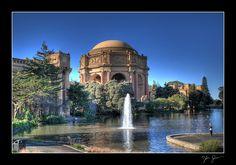 Palace of Fine Arts, San Francisco - Josh Sommers via Flickr