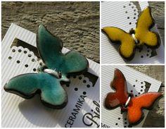 ceramic buttons / ceramiczne guziki facebook.com/ceramikashe