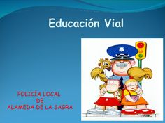 educacion-vial-infantil-12788553 by alamito via Slideshare