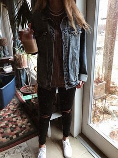 everyday outfits for moms,everyday outfits simple,everyday outfits casual,everyday outfits for women Tomboy Outfits, Basic Outfits, Tomboy Fashion, New Outfits, Trendy Outfits, Cute Outfits, Fashion Outfits, Fashion Ideas, Fall Outfits For School