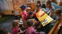 Kindergarten teacher Angela Ditchmen with children at Thornbury Kinder. Aboriginal Language, Kindergarten Teachers, Victoria, Student, Teaching, Education, Children, Young Children, Boys