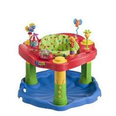 Evenflo Delux Developmental Activity Center, Circus My son had this He LOVED IT BIG TIME