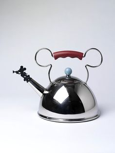 #tellhimiwantthis Michael Graves Mickey Mouse Kettle. We <3 Disney!