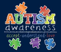 Support Autism Awareness - Spread The Word! -