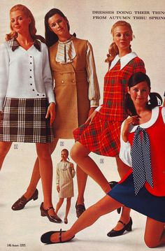 All sizes | sears 69 fw red plaid | Flickr - Photo Sharing!