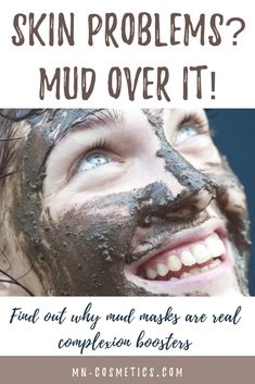Mud over it! Why mud masks are real complexion boosters Mud Masks, Skin Problems, Mother Nature, Skincare, Blog, Beauty, Skincare Routine, Masks, Skins Uk