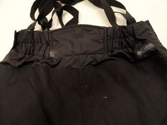NWOT Womens Columbia Sportswear Ski Snow Pants Suspenders Black Snowboarding  XL #Columbia