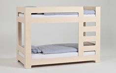 Bunk bed / contemporary / wooden / child's unisex - DREAMBOX - blueroom