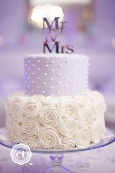 Un pastel así de hermoso #boda #G&F #TheStoryOfUs