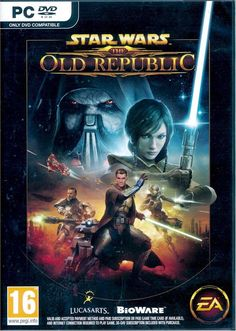 Star Wars: The Old Republic (PC, 2011) - MMORPG - New and Sealed!   eBay